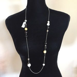 Fossil necklace NWT